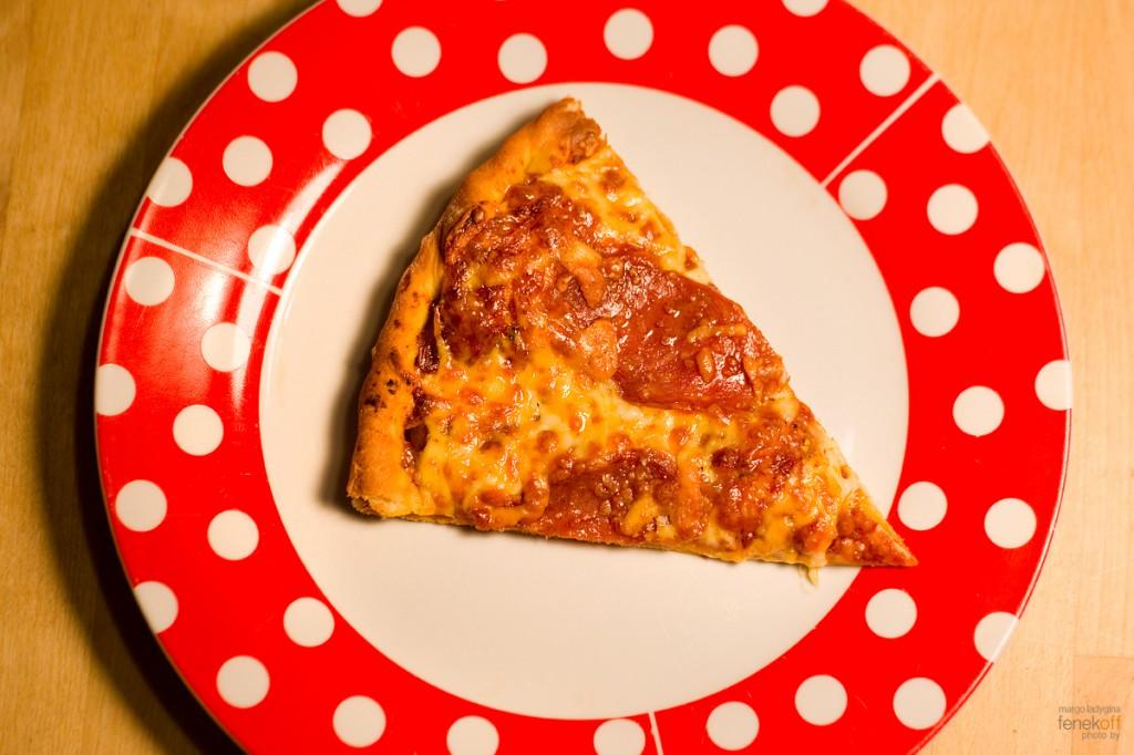 Правильная домашняя пицца на тонком тесте