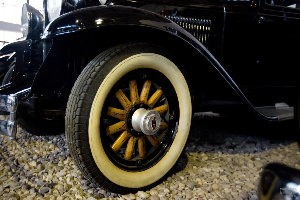 Воистину крутые деревянные диски! Музей Московский транспорт