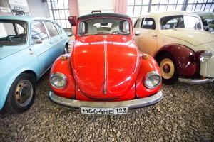 Volkswagen Beetle 1300. Музей Московский транспорт
