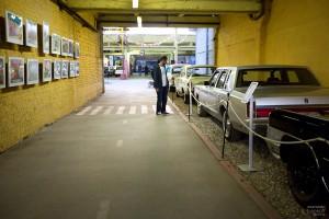 Путь из ангара в ангар. Музей Московский транспорт