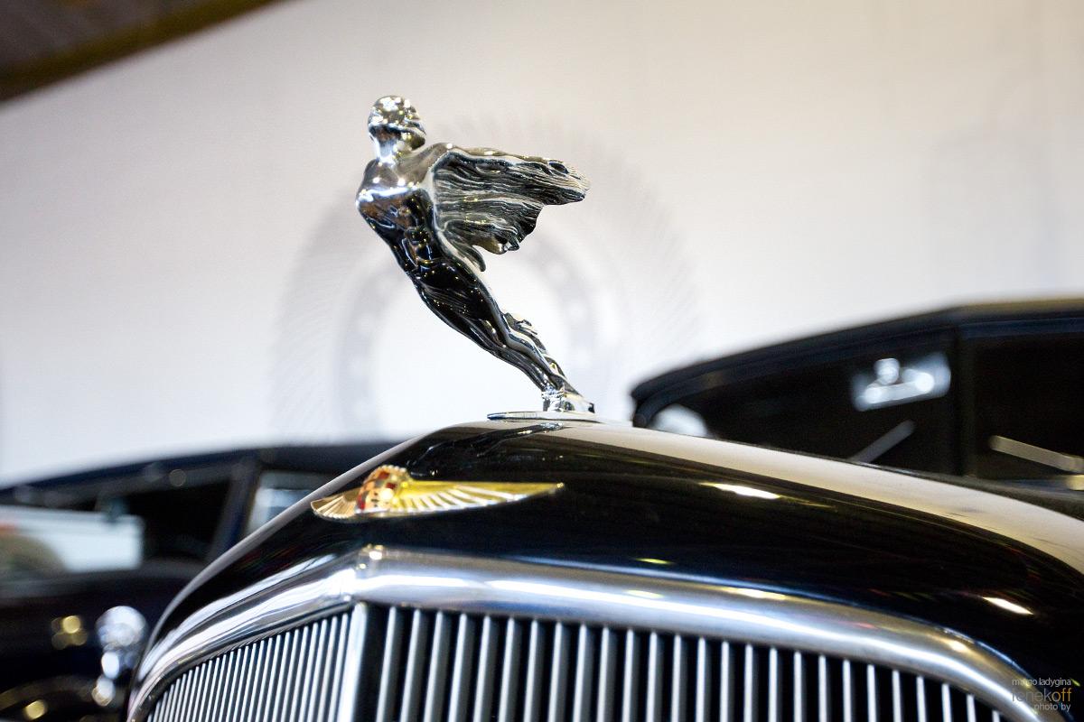 Cadillac. Музей Московский транспорт