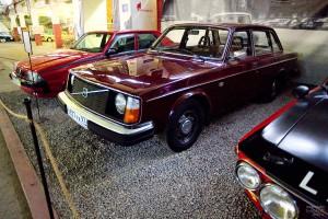Volvo 244L. Музей Московский транспорт