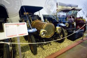 Деланэ Бельвиль. Музей Московский транспорт