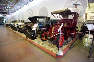 Старые машинки музея Московский транспорт