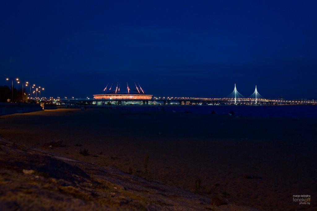 Распил-Арена, неприлично дорогой стадион Санкт-Петербург